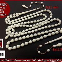 KATALİN TESBİH CARVACRAFT 33-99 TAKIM ESKİ ASERE (TM4965)
