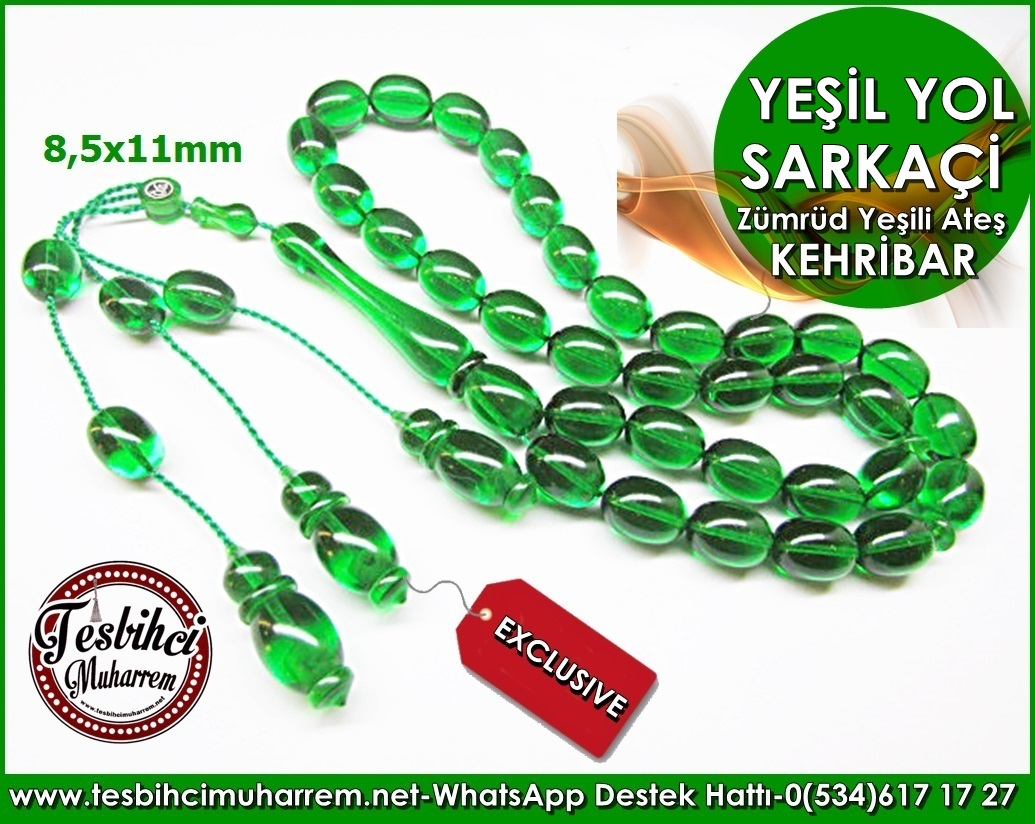 uclu-yesil-sarkacli-ates-kehribar-tesbih (1)